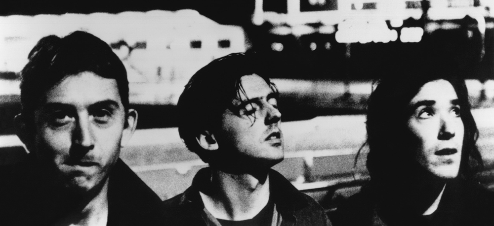 Mark Hollis、Paul Webb與Lee Harris。