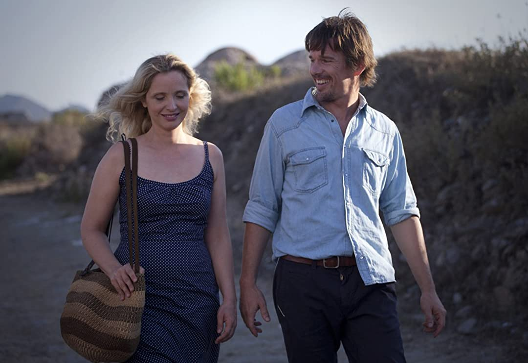 《Before Midnight》劇照。