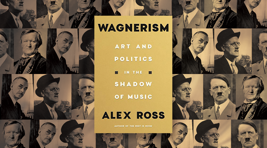 《Wagnerism: Art and Politics in the Shadow of Music》書封。