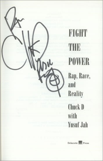 《Fight the Power: Rap, Race and Reality》是一本非常寶貴的饒舌指南書。