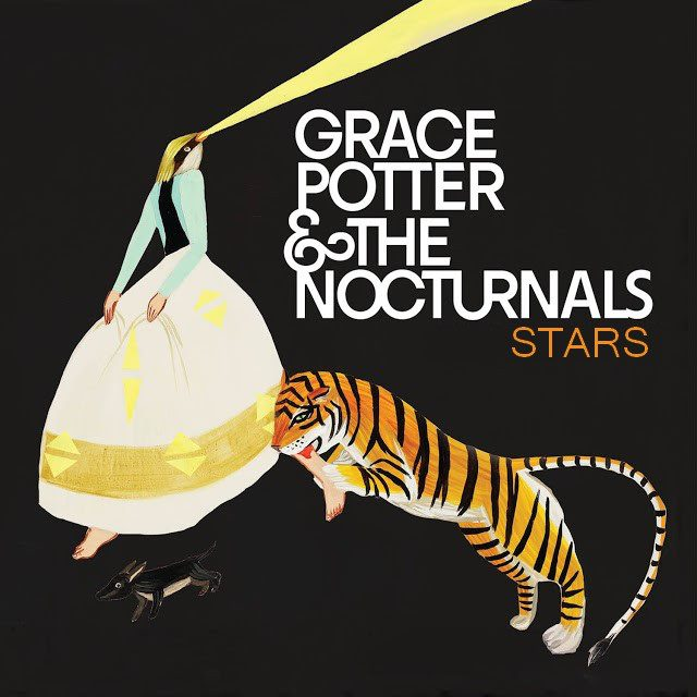 我甚至不忍注視繁星:Grace Potter & The Nocturnals〈Stars〉(2012)